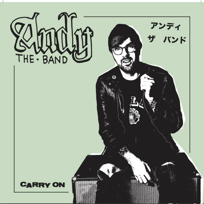 ANDY THE BAND – CARRY ON 7'' - Click Image to Close