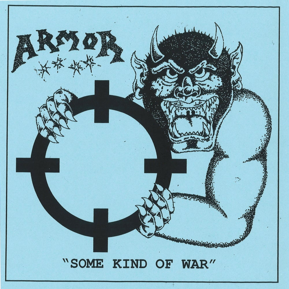 Armor - Some Kind of War EP