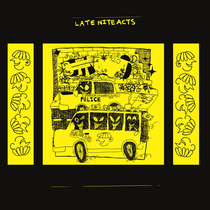 BETA BOYS - Late Night Acts LP