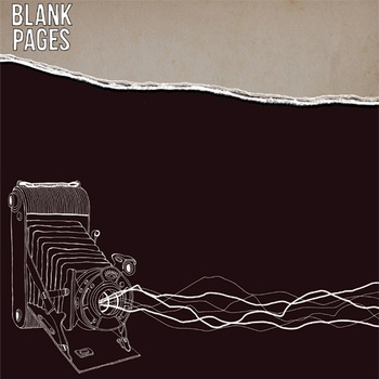 Blank Pages - s​/​t LP