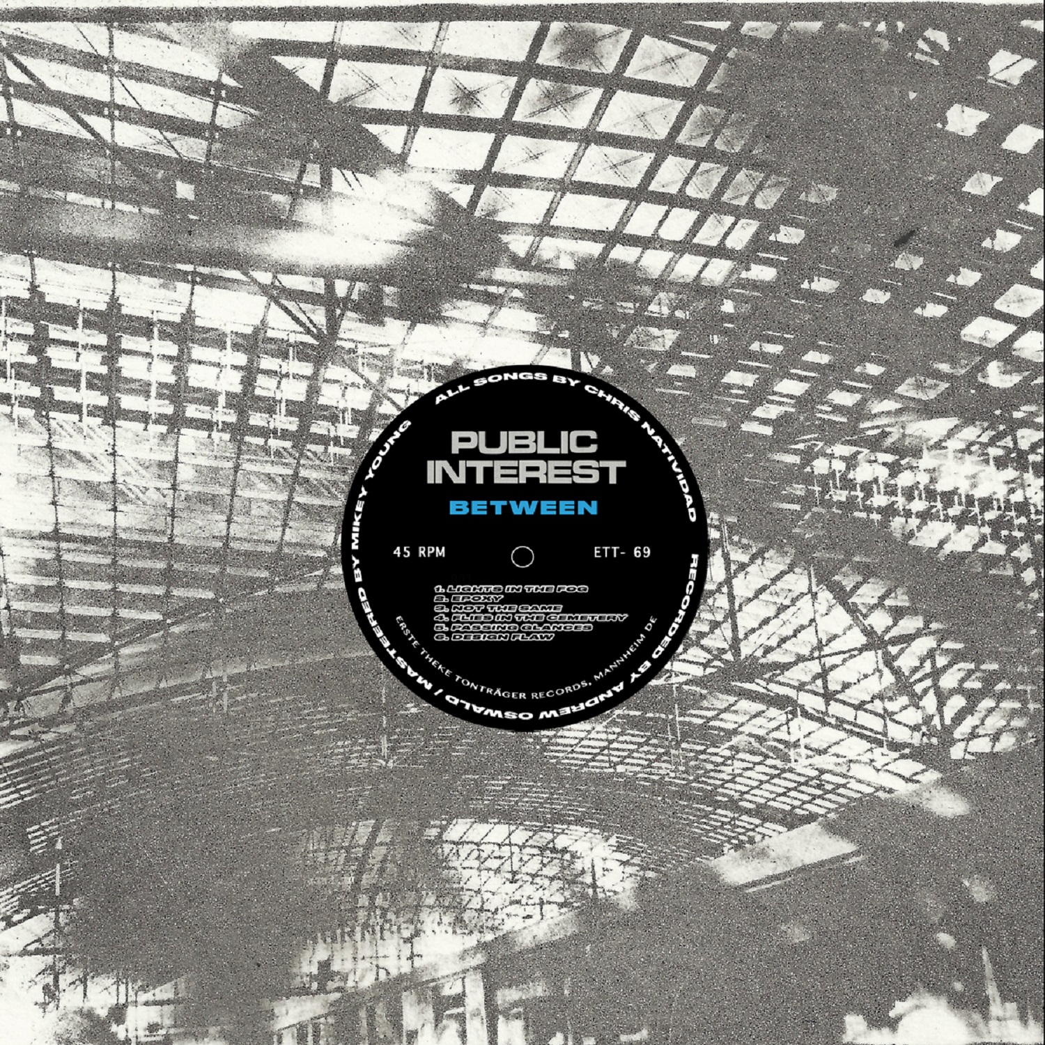 "PUBLIC INTEREST - BETWEEN 12"" (Pre Order)"