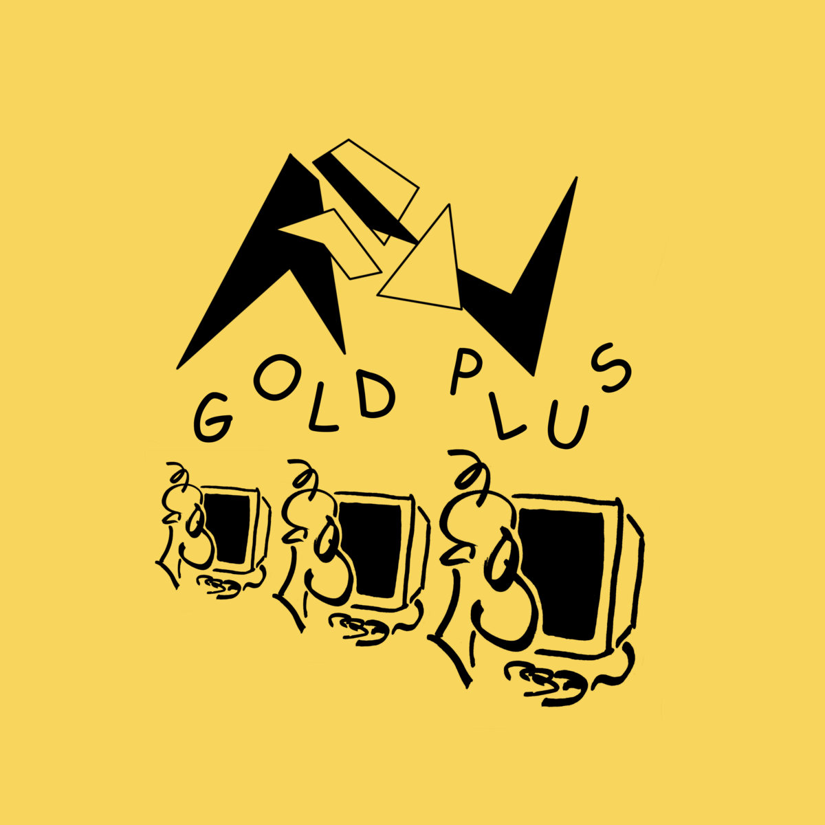 AOL - Gold Plus Tape