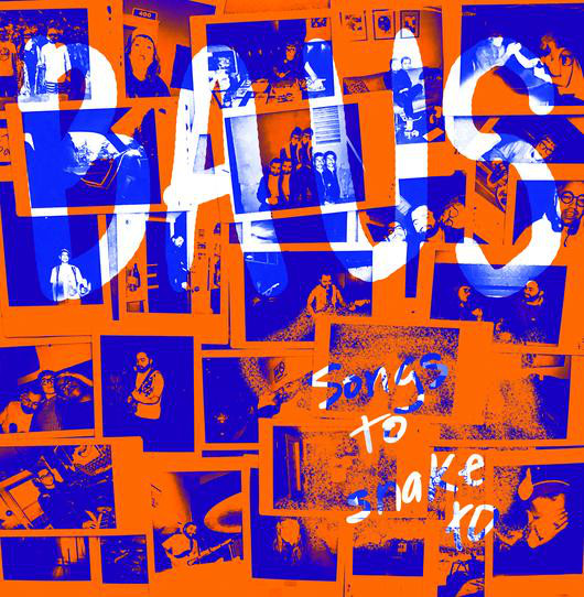 Baus ‎– Songs To Snake To LP