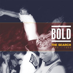 BOLD - the search: 1985-1989 2 x LP