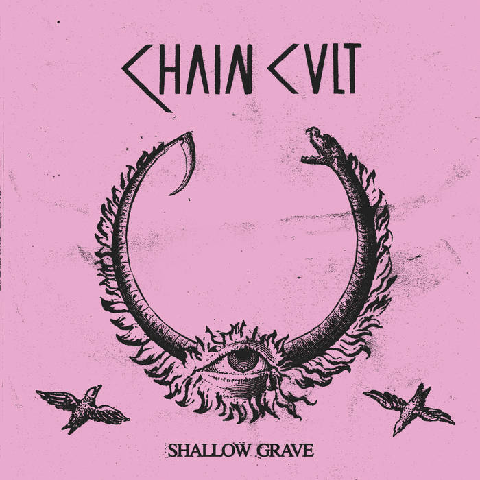 CHAIN CULT - Shallow Grave LP - Click Image to Close