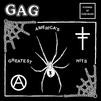 GAG - America's Greatest Hits LP