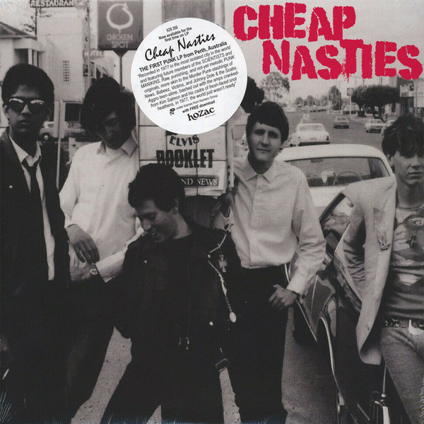 Cheap Nasties ‎– Cheap Nasties LP