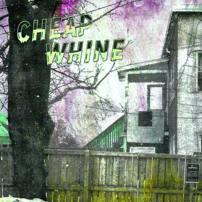 Cheap Whine - ST LP
