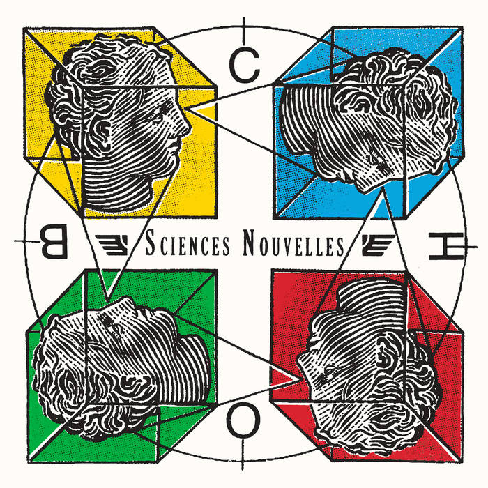 "DUCHESS SAYS - ""Sciences Nouvelles"" LP"