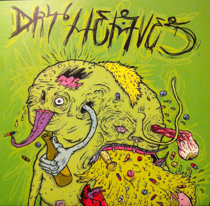 Dry Heaves ‎– Medicated Youth
