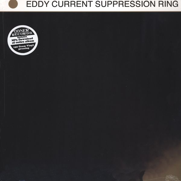 EDDY CURRENT SUPPRESSION RING - Same LP