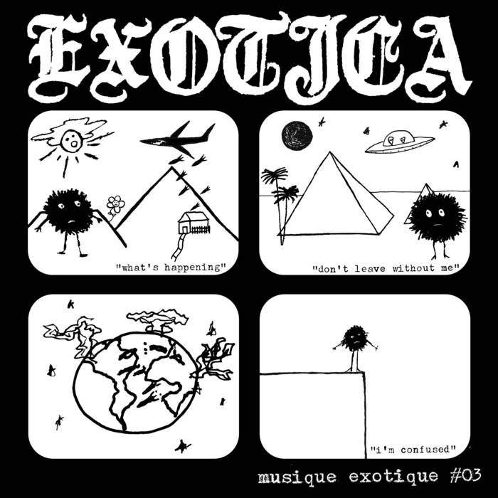 "EXOTICA - Musique Exotíque #03 7"" - Click Image to Close"