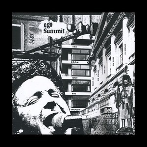 "Ego Summit ""The Room Isn't Big Enough"" LP"