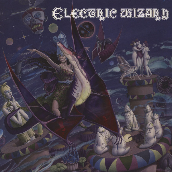 Electric Wizard ‎– Electric Wizard LP