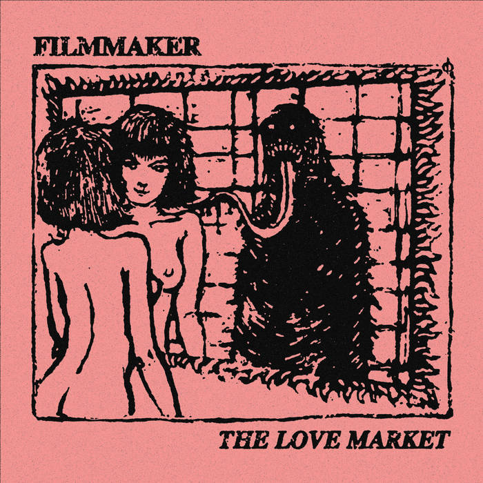 Filmmaker ‎– The Love Market LP