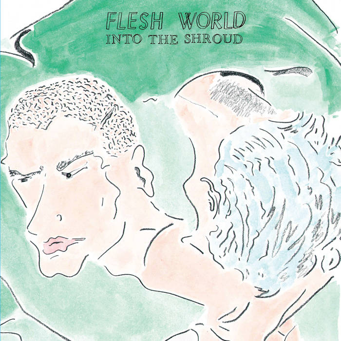 Flesh World – Into The Shroud LP