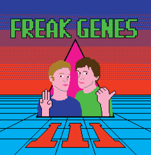 Freak Genes - III LP