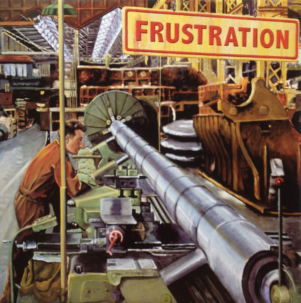 Frustration - Full of sorrow LP