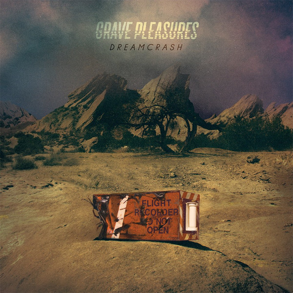 GRAVE PLEASURES - Dreamcrash LP