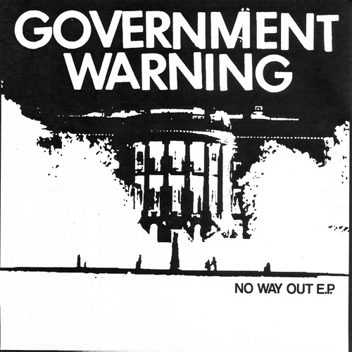 Government Warning ‎– No Way Out E.P.