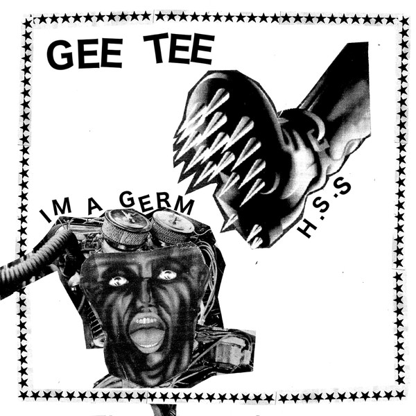 Gee Tee / The Satanic Togas ‎– Split EP
