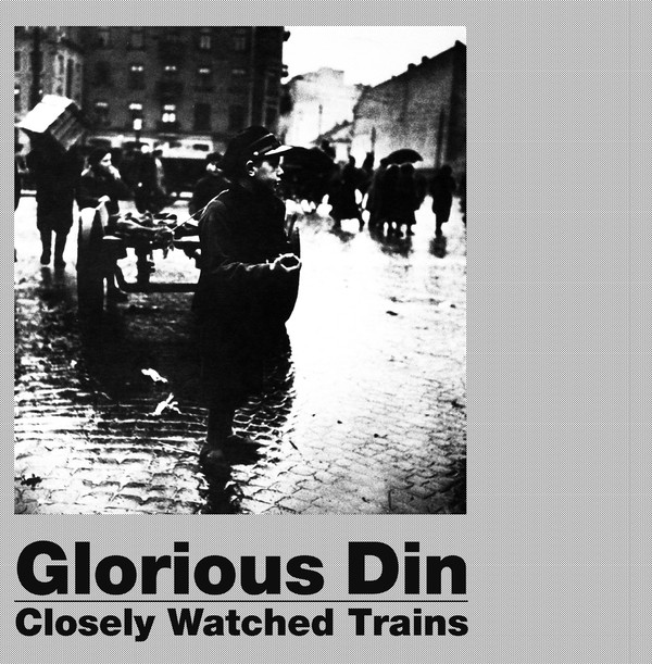 Glorious Din - Closely Watched LP