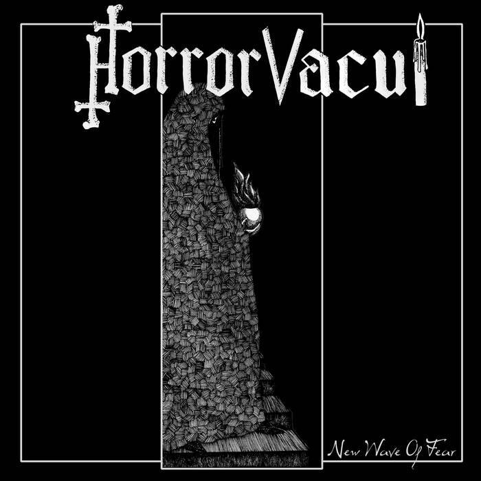 HORROR VACUI – NEW WAVE OF FEAR LP