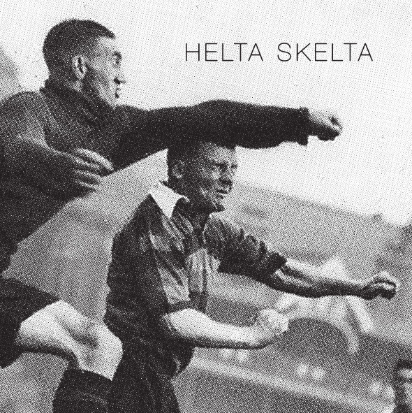 Helta Skelta ‎– Reds / Devil's Triangle 7""