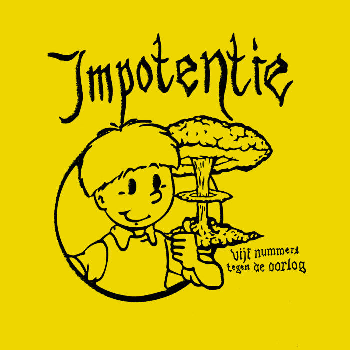 Impotentie - Demonstratieve Opnamens EP
