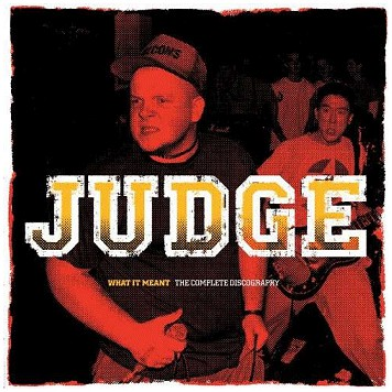 Judge ‎– What It Meant - The Complete Discography 2 x LP