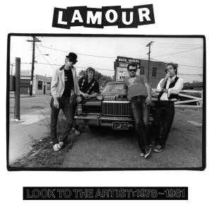 L'AMOUR - LOOK TO THE ARTIST: 1978-1981 12""