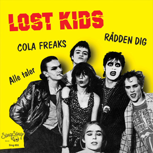 Lost Kids ‎– Cola Freaks