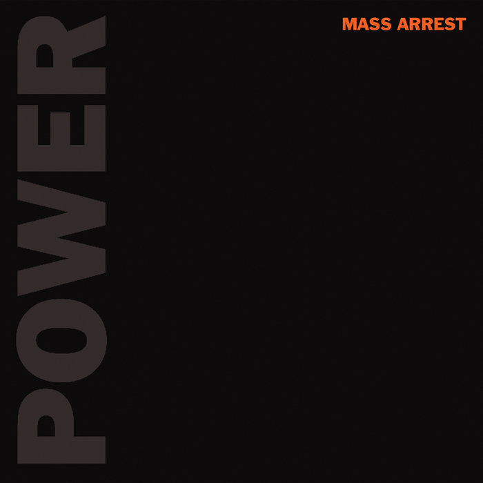 MASS ARREST - Power LP