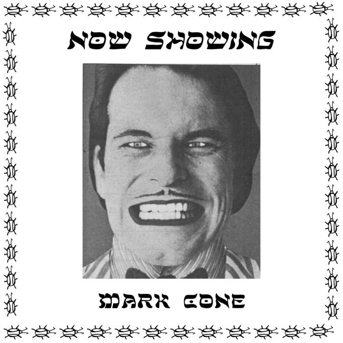 Mark Cone - Now Showing LP