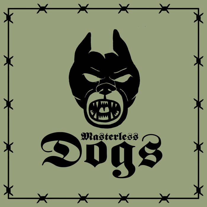 Masterless Dogs ‎– War At Home EP