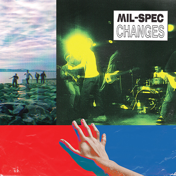 Mil-Spec - Changes EP