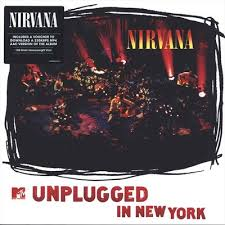 NIRVANA - Unplugged in New York LP