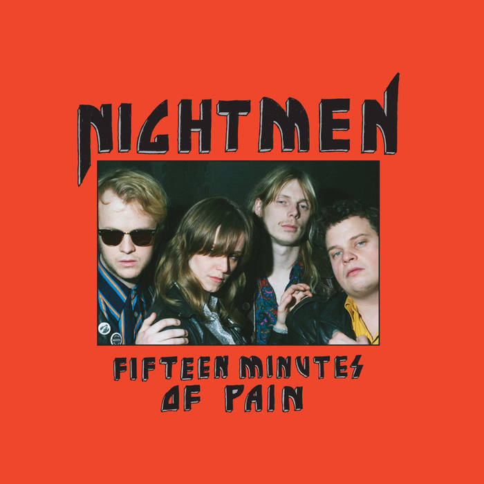 Nightmen ‎– Fifteen Minutes of Pain LP
