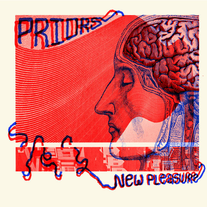 "PRIORS - ""New Pleasure"" LP"