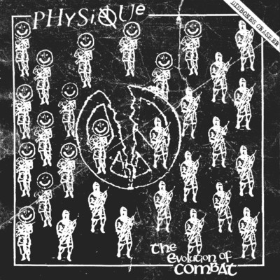 Physique ‎– The Evolution Of Combat LP