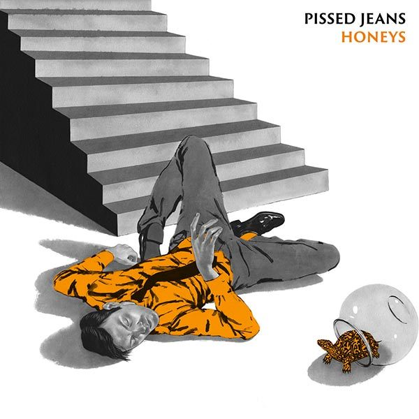 Pissed Jeans - Honeys LP
