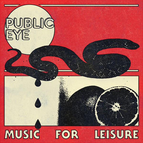 Public Eye ‎– Music For Leisure LP