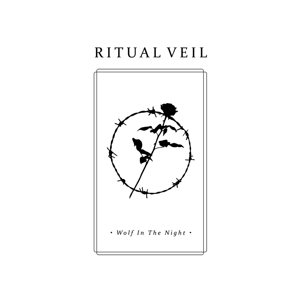 Ritual Veil ‎– Wolf In The Night 12""