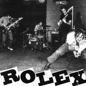 Rolex - s/t EP
