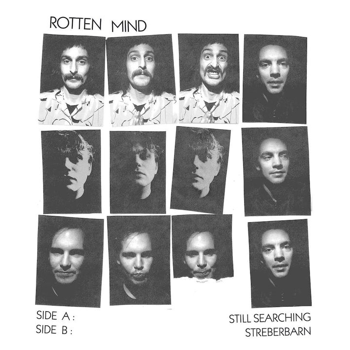 Rotten Mind - Still Searching 7""