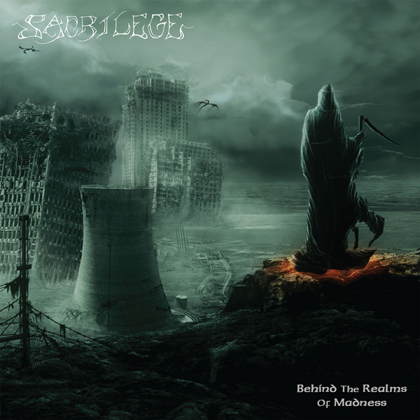 Sacrilege ‎– Behind The Realms Of Madness 2 x LP