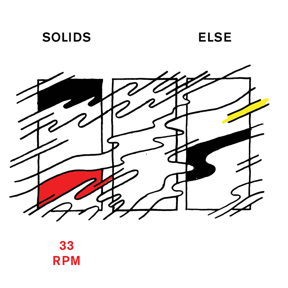 Solids - Else 12""