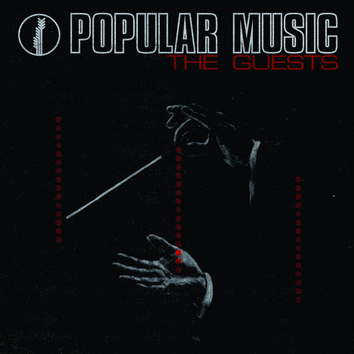 THE GUESTS - POPULAR MUSIC LP