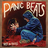 THE PANIC BEATS - Rest In Pieces LP
