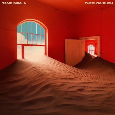 Tame Impala ‎– The Slow Rush 2 x LP